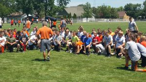 Cav Football Middle School Camp