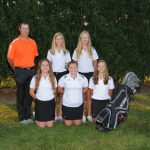 Girls Varsity Golf finishes 9th place at Sectionals @ Celina Lynx