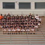 Coldwater 8th Football wins MAC League Title