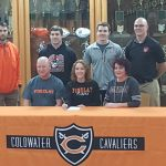 Coldwater senior Savannah Seibert signs to run track at Findlay University