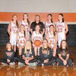 Coldwater 8th Girls Basketball will take on Minster on Saturday in MAC Tournament