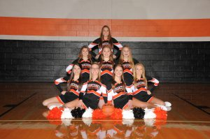Cheerleading Teams Photo Gallery