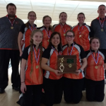 Coldwater Girls Bowling are District Champions!