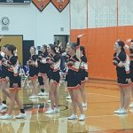 Cavalier Cheerleading GameDay Photos