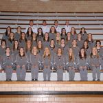 Coldwater Track Team Photo Day