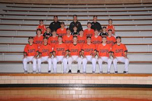 Coldwater Baseball Team Photo Day