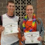 Krista Walterbusch and Sam Broering named OHSAA Scholar Athletes
