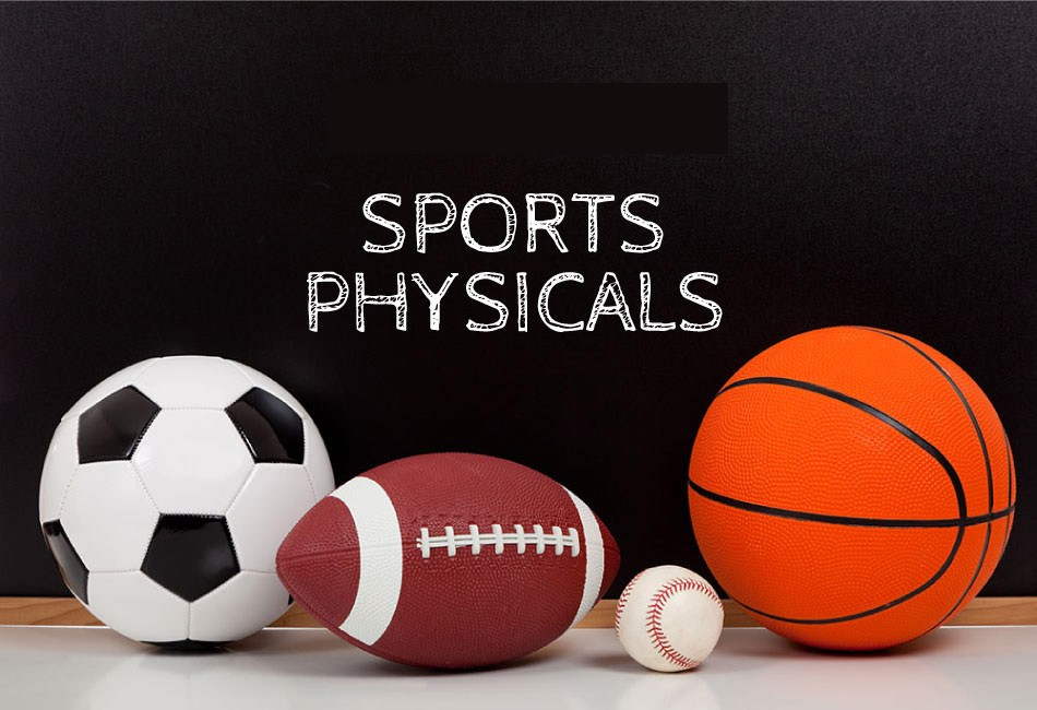 Coldwater Athletic Physical Dates are set for Free Sports Physicals
