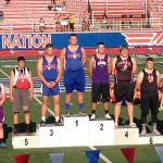 Thomas Schwieterman punches his ticket to State Track
