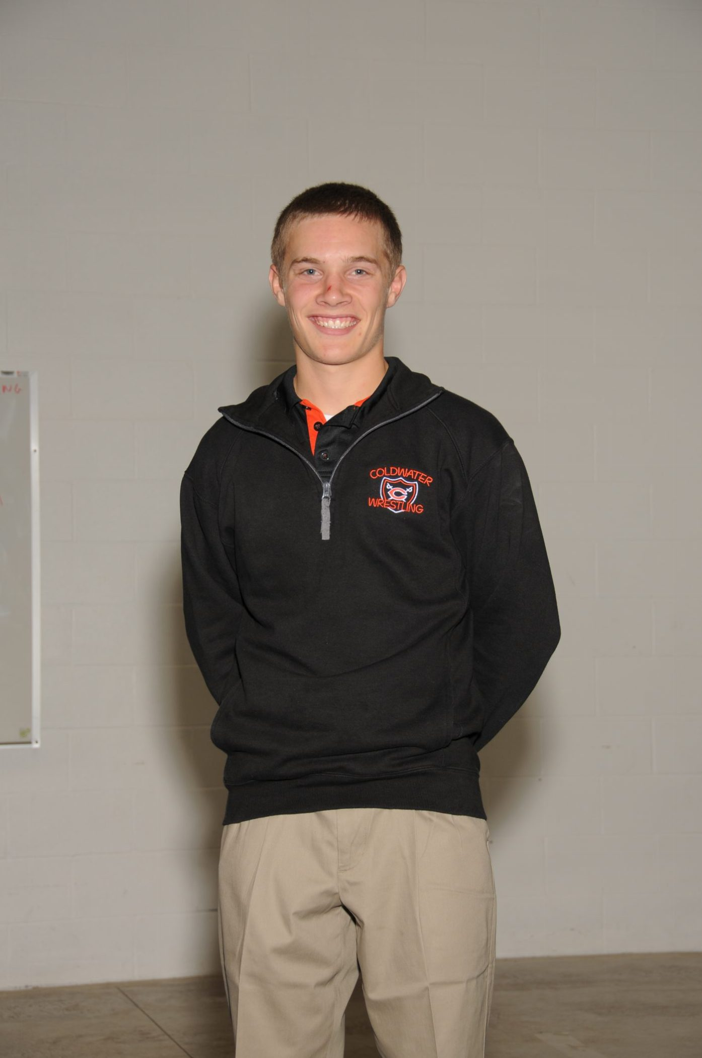 Coldwater grad Jay Uhlenhake named as Varsity Assistant Wrestling Coach