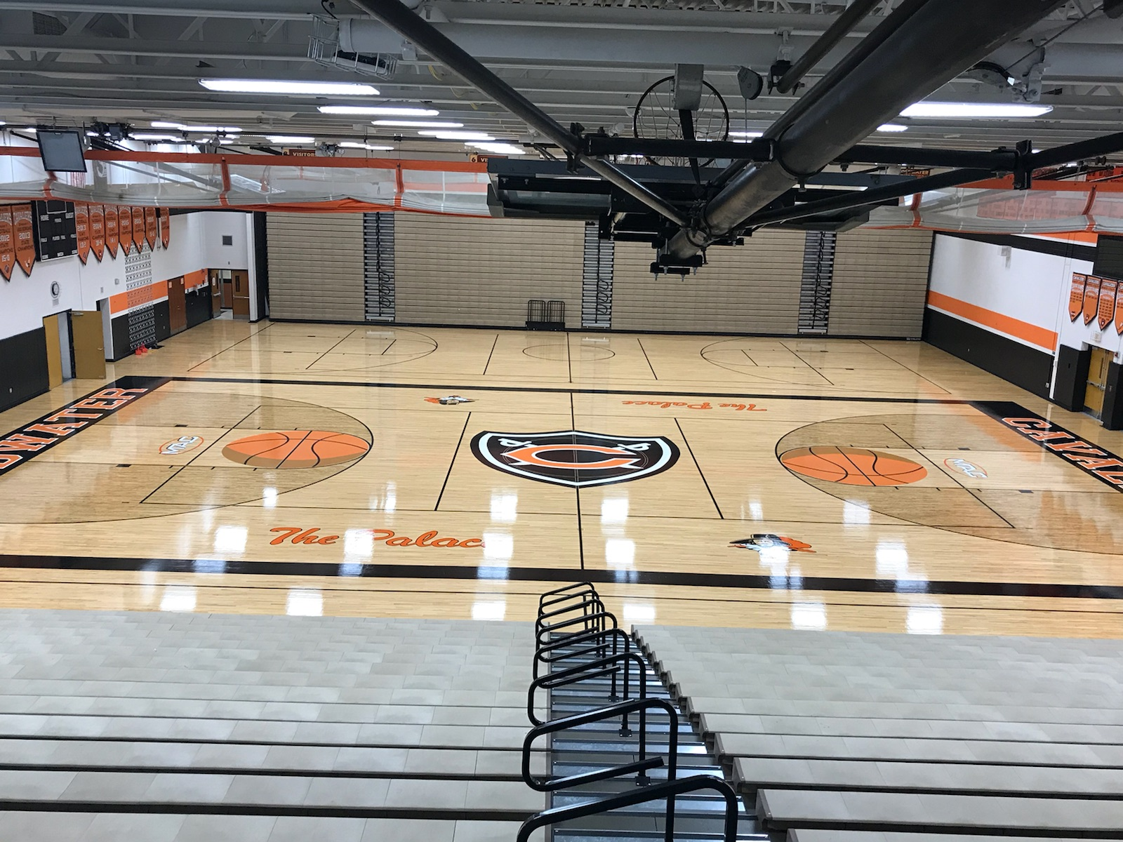 The Palace in Coldwater gets a New look