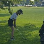 Coldwater girls golf vs St Henry