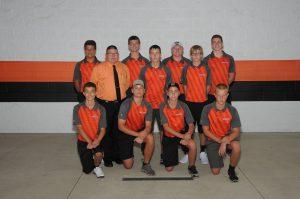 Boys Golf Team and Senior Photos