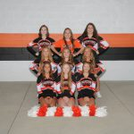 Coldwater High School Cheerleading Photos