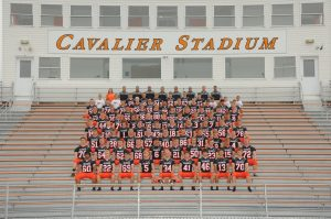 Cavalier Football Photos