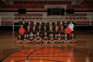 Lady Cavs Volleyball