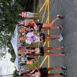 Girls Middle School Cross Country finishes 10th place at Marion Invitational (at Indiana Weslyan)