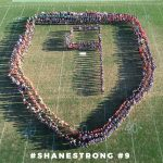 Shane Homan Night at the Fort Recovery vs Coldwater Varsity Football game on Friday, Sept 21st at FRHS