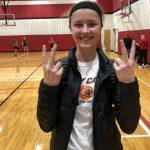 Girls 8th Grade Basketball beats Saint Henry 37 – 33
