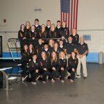 Swim and Dive Team Photo