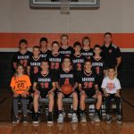 Coldwater 8th Grade Boys Basketball are MAC Champions