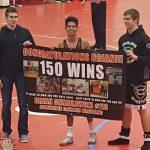 Brian Chmielewski gets career win #150