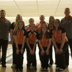 Coldwater Bowling Teams do very well at Conference Match