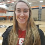 Lauren Gilliland named Special Mention All Ohio