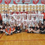 Coldwater Boys Basketball are District Champs!
