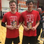 Frilling and Bruns shine in All Star game