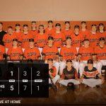 Boys Varsity Baseball beats Marion Local 5 – 1