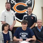 Cole Frilling to play Basketball at Case Western Reserve