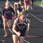 District Track Meet photos from Day 1 at Defiance
