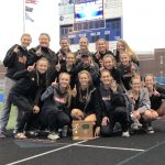 Coldwater Girls Track are District Champs!