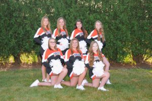 Cheerleading Photo Gallery