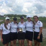 Coldwater Girls Varsity Golf finishes 3rd place at Celina Invitational