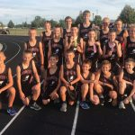 Boys Middle School Cross Country finishes 1st place at Mercer County Invitational @ Parkway