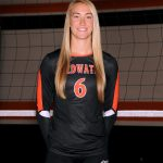 Lauren Gilliland selected as Cavalier Spotlight Athlete of the Week.