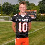 Jake Hemmelgarn selected as the Cavalier Spotlight Athlete of the Week