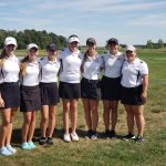 Coldwater Girls Varsity Golf finishes 3rd place at Sectionals @ Celina Lynx