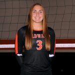 Katie Alig is our Cavalier Spotlight Athlete of the Week