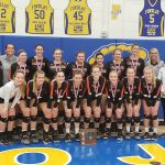 Coldwater Girls Volleyball finishes as District Runner Ups – earns 600th all time win on Tuesday