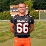 Blake Dippold is our Cavalier Spotlight Athlete of the Week