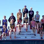 Haley Alig earns 1st Team All Ohio for Cross Country – Joins Coldwater Ring of Honor