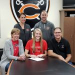 Lauren Gilliland signs to play Volleyball at Ball State University