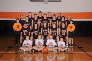 Boys Basketball Photo Gallery 2019/20