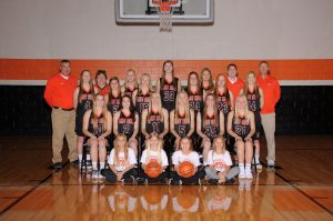 Girls Basketball Photo Gallery 2019-20