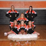 Winter Cheerleading Photo Gallery 2019-20