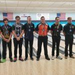 Boys Varsity Bowling finishes 5th place at Kickoff Tournament @ Columbus