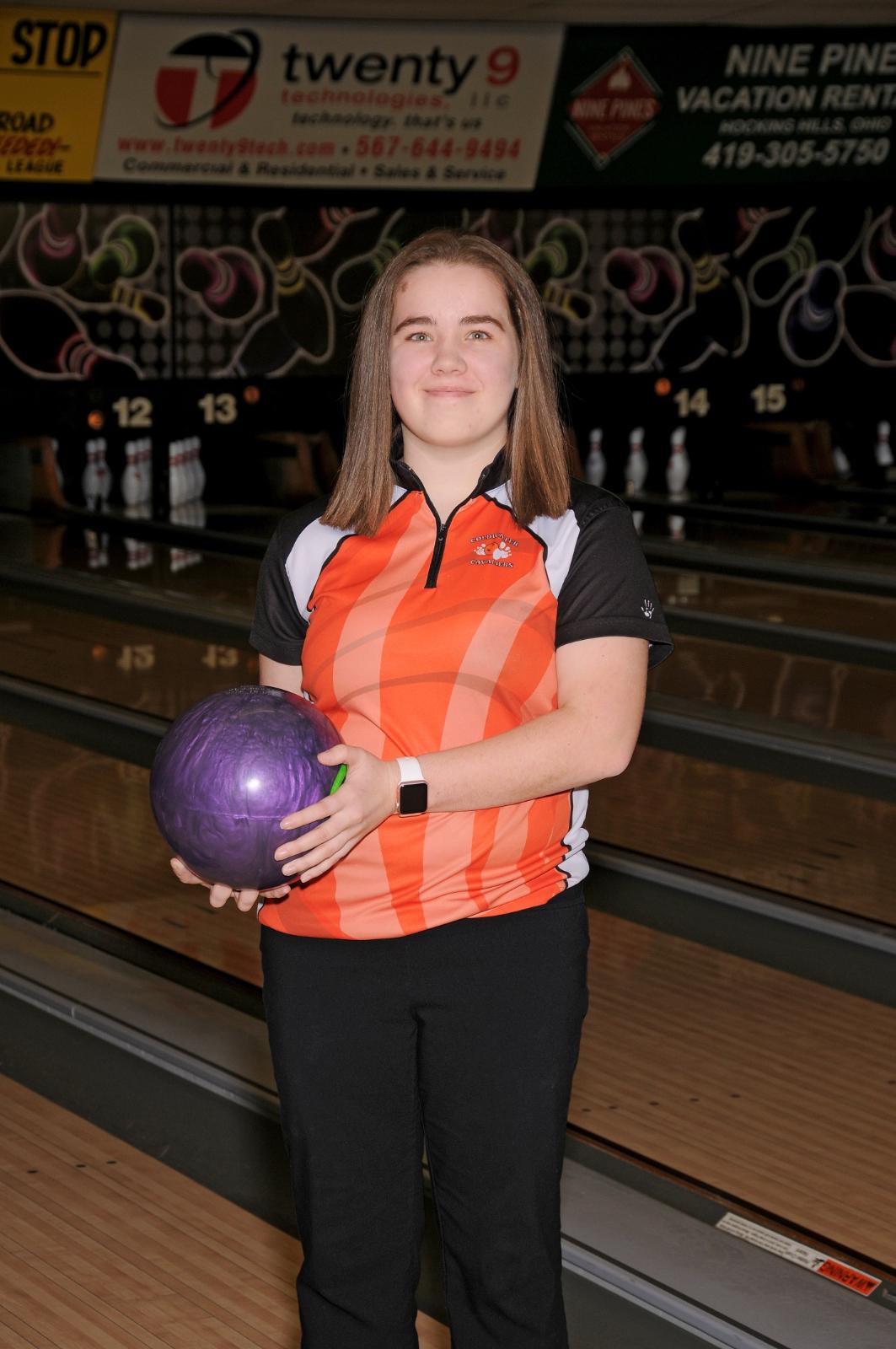 Alison Fox is this weeks Cavalier Spotlight Athlete of the Week